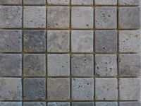 Mosaic travertine